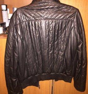 Кожаная куртка Orsa