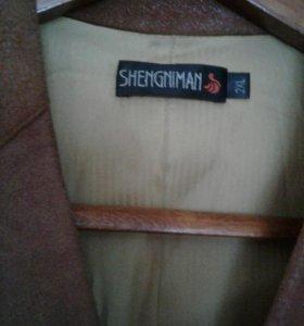 Куртка-пиджак летний вариант