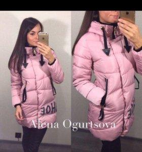Зимняя новая курточка