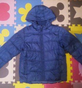 Зимняя куртка 152 размер.