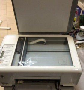 Мфу hp PhotoSmart C3183 All-in-One