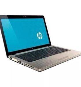 HP G62-b18ER 4GB/500GB/3по 2100MHz разбор