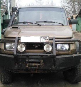 УАЗ-3162 Simbir
