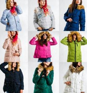 Новые куртки весна -осень