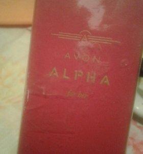 Духи аvon ALPHA...