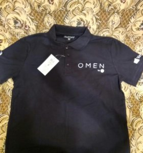 Фирменная сорочка(рубашка-поло) HP OMEN