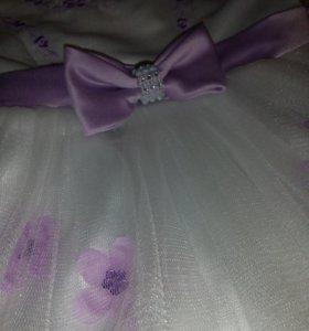 Продам нарядное праздничное платье