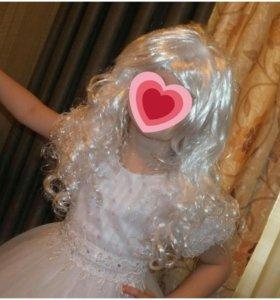 Платье парик в подарок