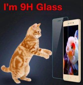 Закаленное стекло для Xiaomi