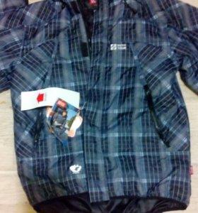 Куртка мужская (пуховик) новая,зима/осень