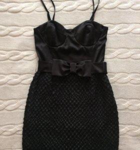Платье-бюстье 42размер