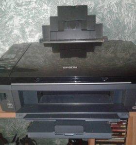 Принтер epson sx420w в идеальном состоянии