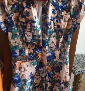 Рубашка (удлинённая)