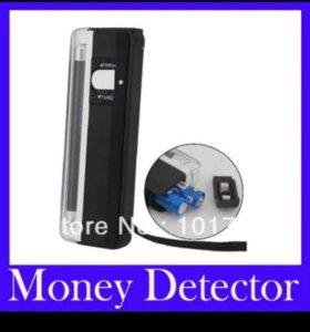 Прибор для установки подленности денежных купюр
