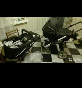 Hartan racer GT коляска