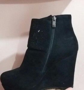 Зимние батинки продам или поменяю