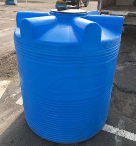 Ёмкость 1000 литров, пластиковая