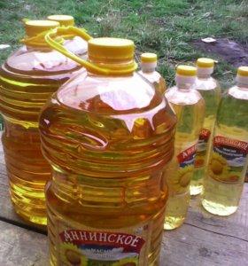 Подсолн масло