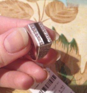 НОВОЕ Серебряное кольцо 925