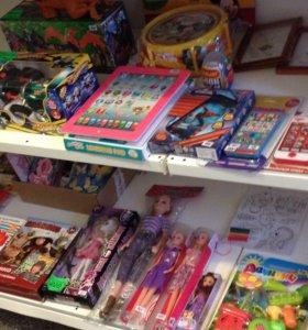 Игрушки , наборы для творчества