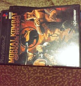 Игра Mortal Kombat Shaolin Monks на Play Station 2