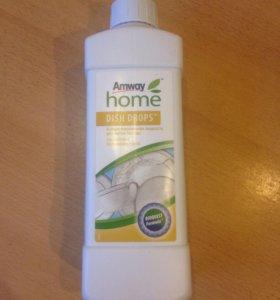 Концен. средство для мытья посуды DISH DROPS