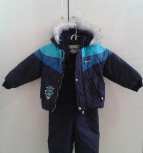 Lenne зимний комплект куртка полукомбинезон