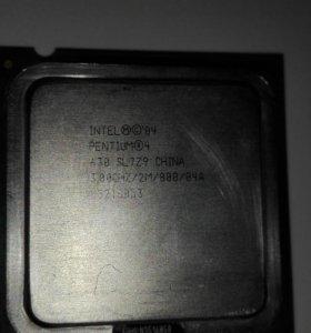 Intel(R) Pentium(R) 4 CPU 3.00GHz LGA775