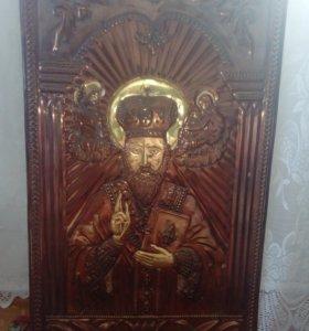 Икона чиканка