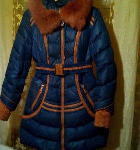 Пуховик (пальто на зиму)