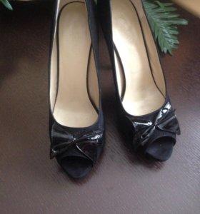 Туфли ( замш)