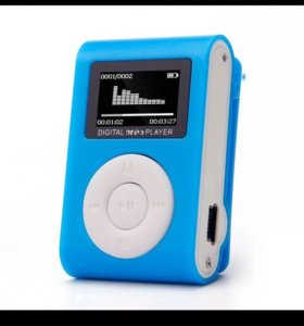 Новые MP3 плеера