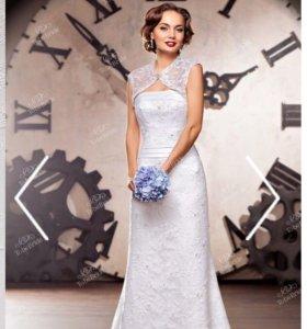 Свадебное платье 48 -50 размер
