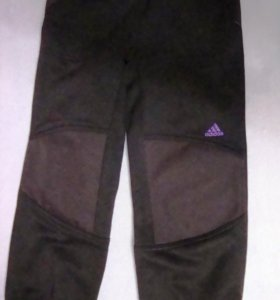 Штаны зимние adidas, рост 104-110