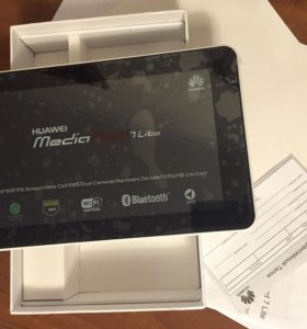 Google Huawei mediapad 7