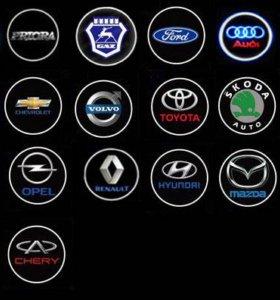 Логотип авто