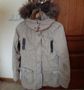 Куртка демесезонная