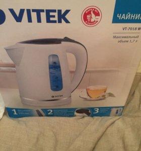 Чайник Vitek