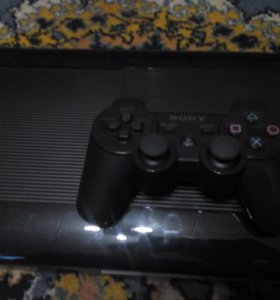 Продам PS3 Super Slim + игры