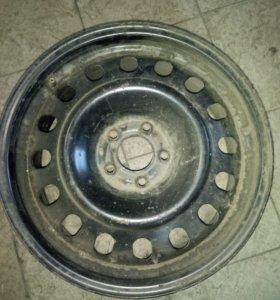 диск пежо 407
