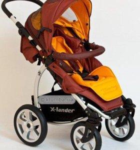 Фирменная коляска X-lander