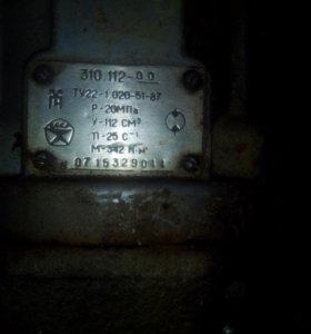 Гидронасос, гидромотор