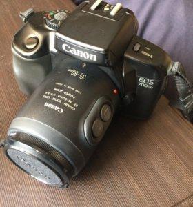 Продам фотоаппарат Canon плёночный