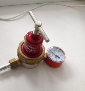 Редуктор пропановый для газового баллона БПО-5-4