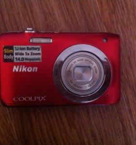 Цифровой Фотоаппарат Nikon Coolpixs2600