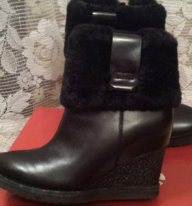 Зимние ботинки mascotte 37/38 размер