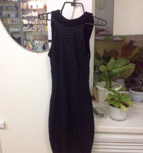 Коктейльное платье 42-44 размер (новое)