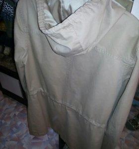 Куртка новая мужская 46-48