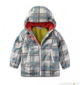 Фирменная куртка на 104-110 рост