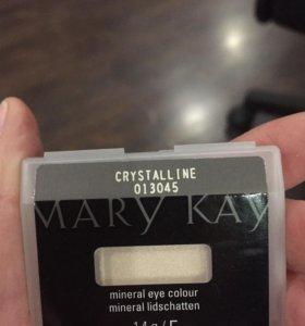 Минеральные тени для век Mary Kay( светлые оттенки